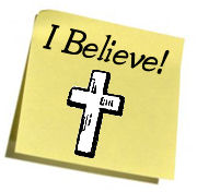 I believe…What I believe about sin