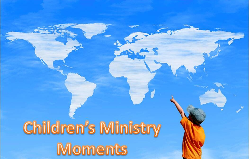 Everybody Needs Jesus (Children's Ministry Moment #7)