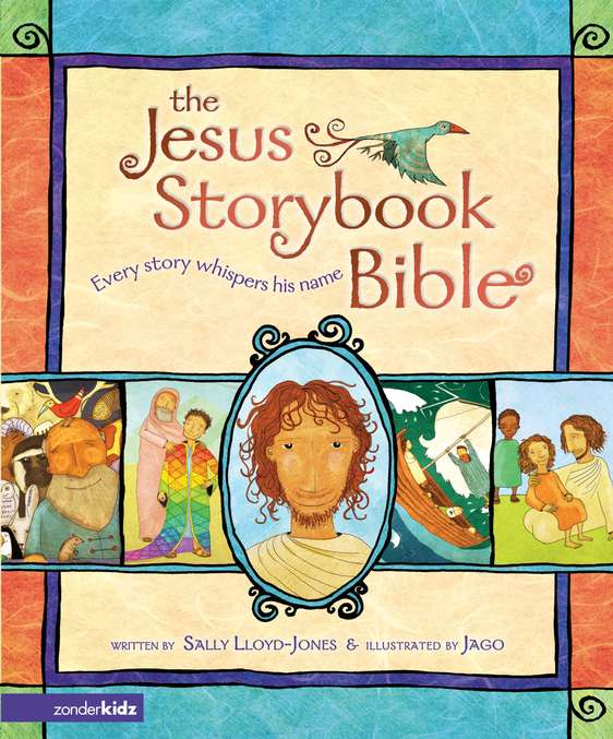 2 the jesus storybook bible top ten christian books for kids