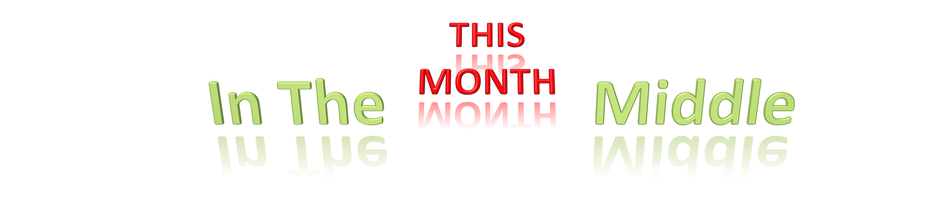 This Month in the Middle Wide