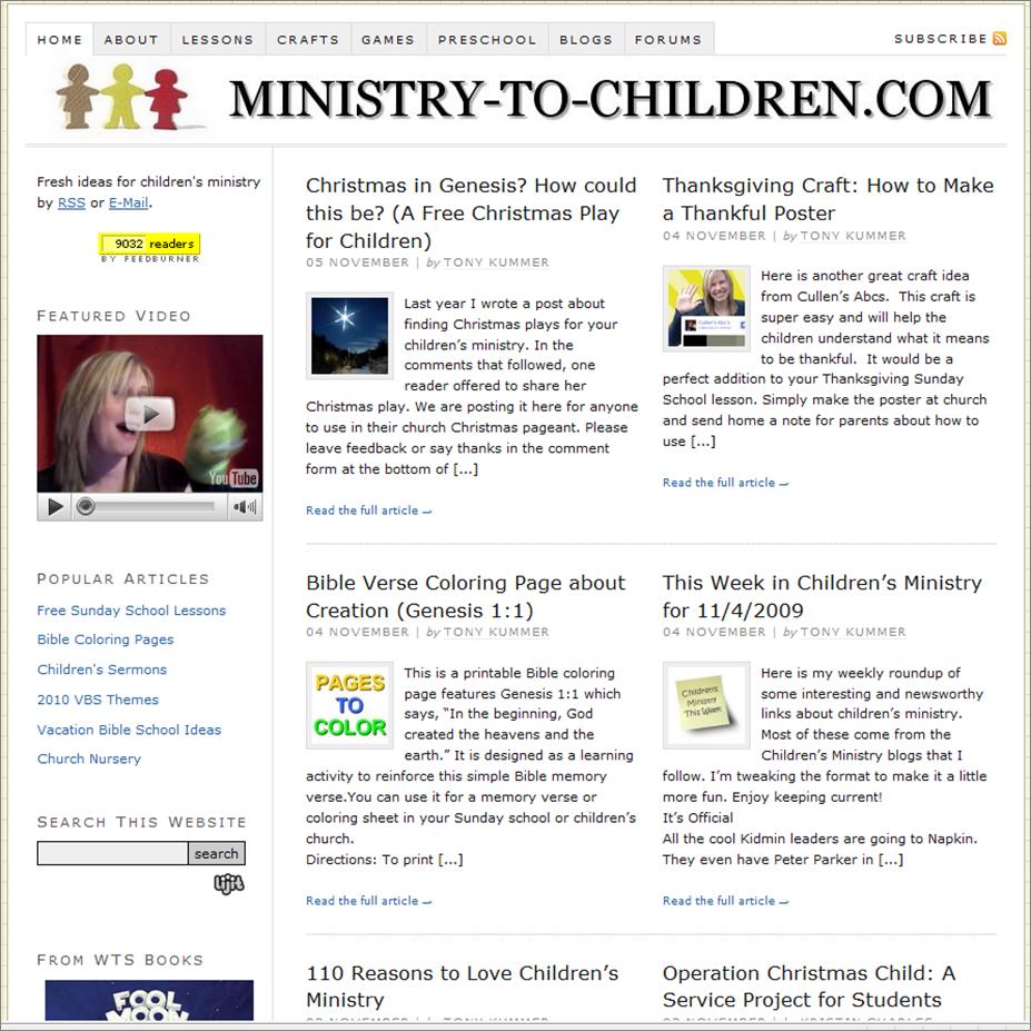 Ministry-to-Children