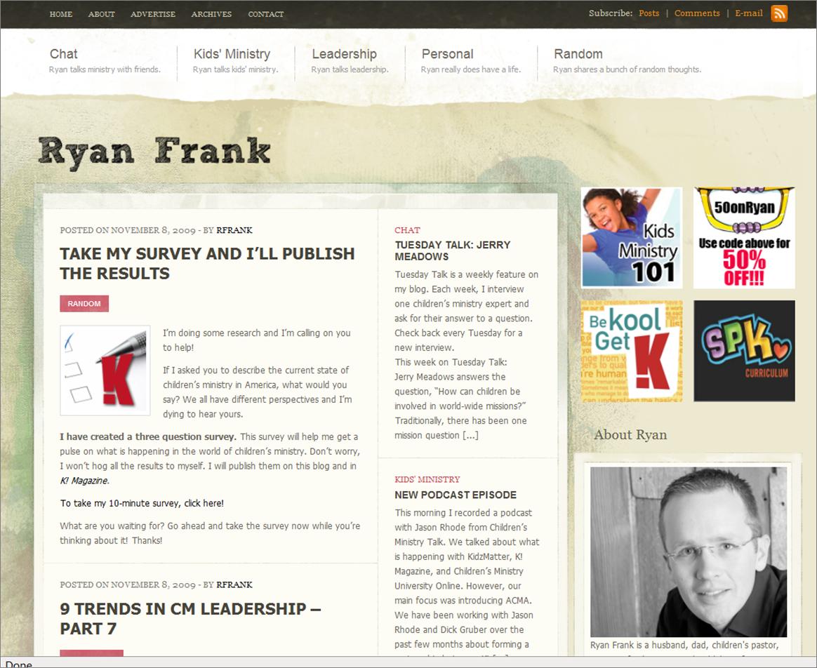 Ryan Frank