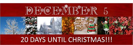 A Christmas Hymn (December 5)