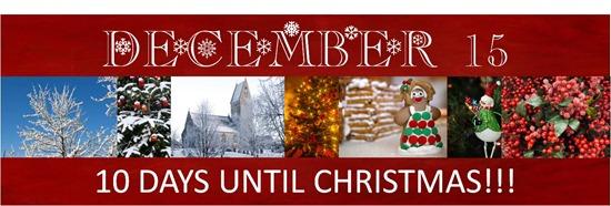 Christmas Lullaby (December 15)