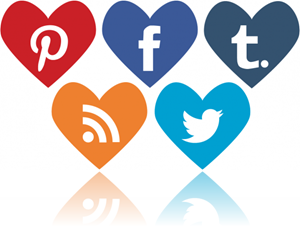 Heart-Shaped-Social-Media-Icons-590x335