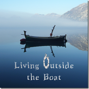 Living Outside the Boat Square Logo