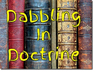 Dabbling in Doctrine Logo