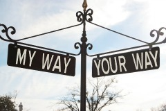 The Way Sign